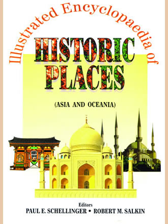 IllUS. ENCYLOPAEDIA OF HISTORIC PLACES : Asia and Oceania (Set of 3 Vols.)