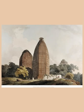 DANIELLS INDIA: Views from the Eighteenth Century ? Thomas and William Daniell